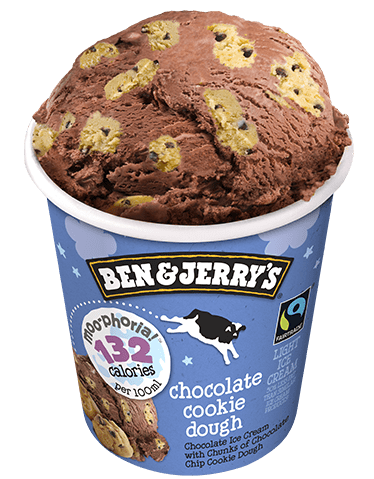 Chocolate Cookie Dough Pint